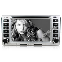 In Dash car dvd GPS Navigation Radio Headunit Navigation Bluetooth USB For Hyundai New Santa fe 2007 - 2011 Elantra 2000 - 2006