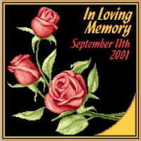First Class Cross Stitch Kits Rose In Loving Memory Factory Direct Sell