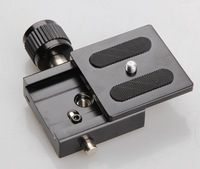 MPU-105 Quick Release Plate L-plate + Tripod Monopod head with 1/4 Screw mount Free Shipping