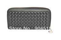 Free Shipping 2013 New Design Fashion Massage Wallet Women PU Leather Purse Women's Money Bag (WP0137)