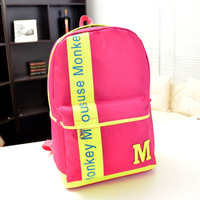 Preppy style 2013 backpack travel backpack fashion trend fashion preppy style student school bag