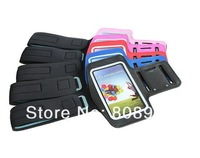 High quality new type Super Slim Sports Armband For Samsung Galaxy S4 I9500