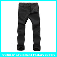 Dropshiiping New Snowboarding Sport Windproof Waterproof Breathable Winter hiking camping ski snow trouser fleece pants man