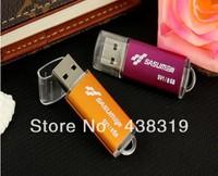 HOT!!  Plastic USB Flash 2.0 Memory Drive Sticks Pen Disk 4GB - 32GB Free Shipping