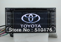Toyota DVD GPS 2 Din DVD Player Car Bluetooth GPS Radio For Toyota Camry/Corolla/Hilux/Rav4/Landcruiser/4Runner With 3G USB Host