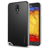 10pcs/lot for Samsung Galaxy Note III N9000 Newest SGP SPIGEN Neo Hybrid Case Retail Package Free shipping Wholesale