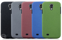 New Matte Frosted Hard Case Cover for Samsung Galaxy s4 SIV i9500 hard quicksand that mobile phone case Bag