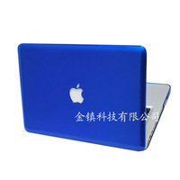 "crystal  Hard Shell Case for MacBook Pro 13"" macbook pro 15""inch  shell sea blue"