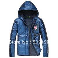 Free Shipping 2013 Sports series men jacket,factory direct sale