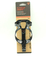2014 for BONTRAGER RXL lightweight carbon fiber  mountain bike water bottle cage black