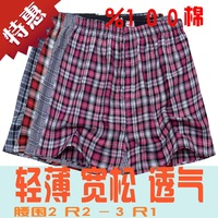 ropa interior hombre 4 34 100% cotton loose thin breathable aro pants male panties trunk
