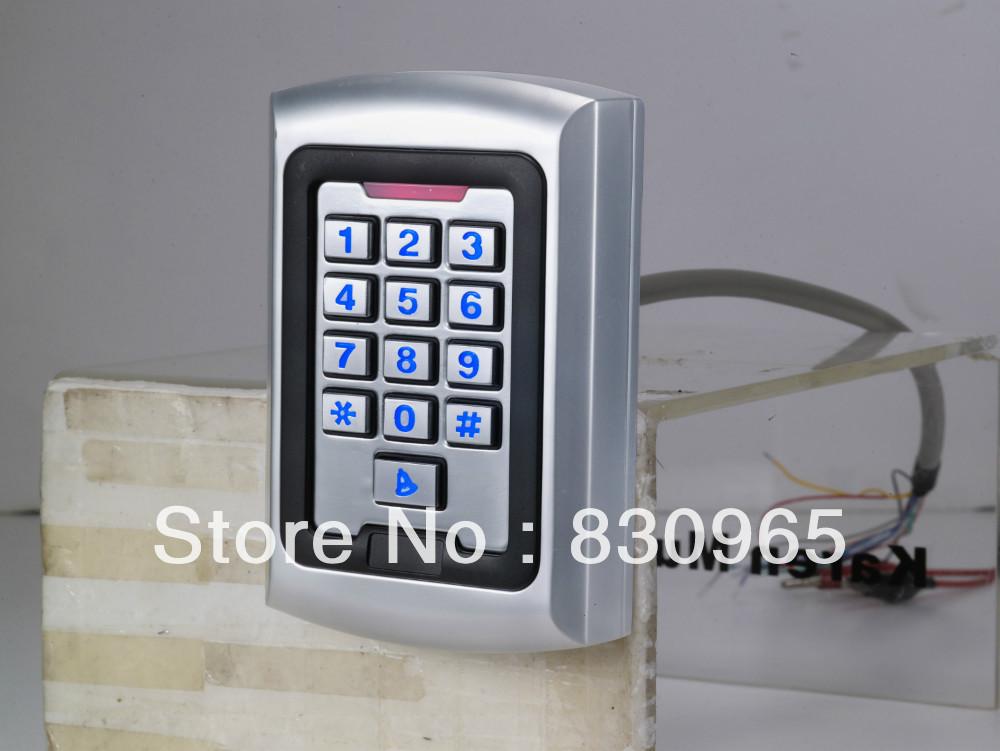 Keypad Metal Prox Access Reader(China (Mainland))