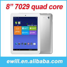 Free shipping Original ATM7029 Quad core Tablet pc Android 4.1 8 inch 1024x768 IPS 1GB DDR3 8GB WiFi OTG HDMI(China (Mainland))