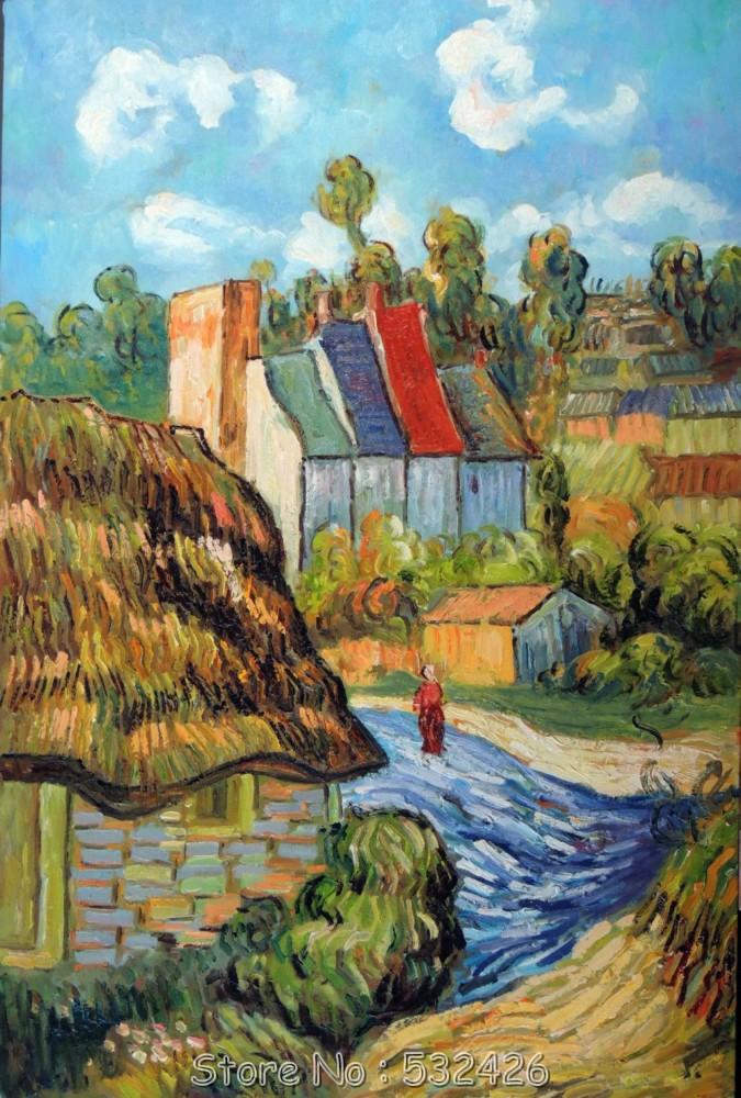 Famous french painters list famous van gogh landscape