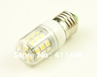 E27 11-28V  AC/DC 7W Cold white / Warm White 360 Degree 5050 SMD 30Led Light Bulb Lamp Energy Saving #K63