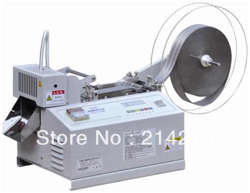 A-209 Automatic Computer Nylon Tape Cutting Machine and Nylon Sealing Machine With Hot Blade(China (Mainland))
