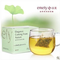 3 box 36 package lose weight combinations scented tea lotus leaf Rose flower tea chinese health care tea
