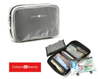 Double layer waterproof loose-leaf clip-on 0223 Large storage bag
