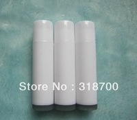 Free Shipping, 100/Lot  5G PP Lipstick tube, Lip tube (not including the lip cream only the shell)