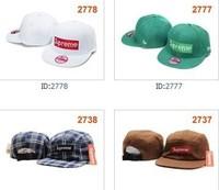 1 PC Supreme Snapback Cap Men Basketball Football Hip Pop Baseball Cap Adjustable Snapback hat 5 panel hats
