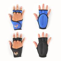 Double wrist length apologetics gloves tessha sandbag gloves 980
