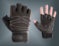 Double elastic breathable fitness sports large slip-resistant wrist support male women's gloves