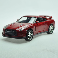 Alloy car models infiniti gt-r