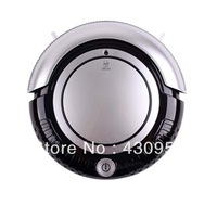 Robotic vacuum cleaner,LED light,Never tangel hair,Spot clean,Autocheck dust,HEPA Filter ,EMS FreeShipping To RU,Wholesale