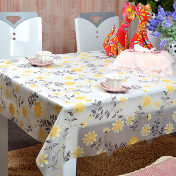 2014 limited floral toalha de mesa redonda tablecloths new waterproof table tablecloth oil print customize pvc01 free shipping