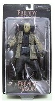 NECA CULT CLASSICS FREDDY VS VORHEES JASON ACTION FIGURE 7""