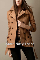Europe and the United States major suit, luxury Couture autumn 2013 hot new fashion long lizard decoration code slim Trench coat