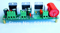 Audio Enthusiasts DIY  Three parallel TDA7293 Amplifier Board 200W Perfect Support