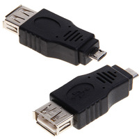 Super USB Female to Micro USB Adapter Converter