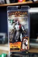 NECA GOD OF WAR KRATOS Medusa Head 7'' ACTION FIGURE free shipping
