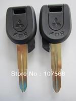 Mitsubishi Lioncel  Outlander  Grandis transponder chip key case shell