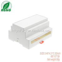 XDI02-29 plastic box din rail enclosure 88*107*59mm 3.46*4.21*2.32inch
