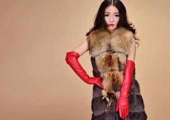 Женщины Opera Dress Party Costume Faux Leather Кожа PU является высокотехнологичным ...