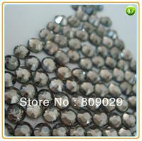 Big Promotion! SS10 3mm, 288pcs/Bag black diamond  DMC HotFix FlatBack Rhinestones,DIY iron-on Hot Fix crystal stones