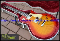 2013 New arrival G Custom 50th Anniversary 1960 Pilot Run Electric Guitar Free shipping One neck (No Scarf)