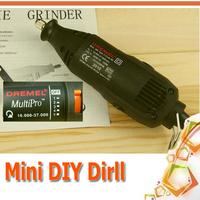 New Deremel Mini-mill grinding machine engraving pen electric drill DIY dirll aaz free shipping