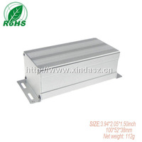 XDM05-32 wall mounted aluminium box enclosure  extruded aluminum 100*52*38mm 3.94*2.05*1.50inch