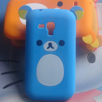 For samsung   i8262 phone case mobile phone case i 8268 gt-i8262d cartoon bear soft case