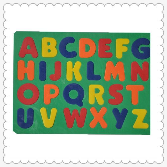 Tapis de Mousse de Puzzle