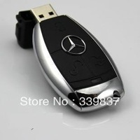 Cool Car key model USB 2.0 Memory Stick Flash pen Drive Enough 4-8GB
