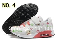 Free Shipping-Air running shoes children/kids fashion leisure comfortable max Sneakers boys and girls 90 sports shoes