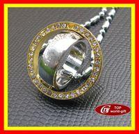 Free Shipping  Double Ring NECKLACE JAPANESE  Katekyo Hitman Reborn ANIME TWNSN006-1