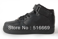 hot sales and free shipping 2013 winter Men's high tops skateboarding sneakers winter autumn sneaker brand with logo discount