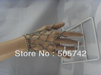 Free Shipping!2013 FASHION Trendy Women Fashion Metal Chain Jewelry  Pendants Chain link bracelets