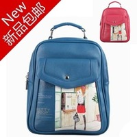Female backpack BETTY sweet gentlewomen women's elegant handbag student backpack a3040-20