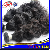 Fayuan hair: DHL fast shipping 100% rosa human hair weave, 3 pcs lot 5a virgin unprocessed malaysian deep wave hair,tangle free